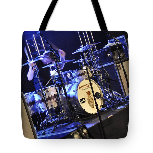 Disciple-trent-8843 Tote Bag by Gary Gingrich Galleries