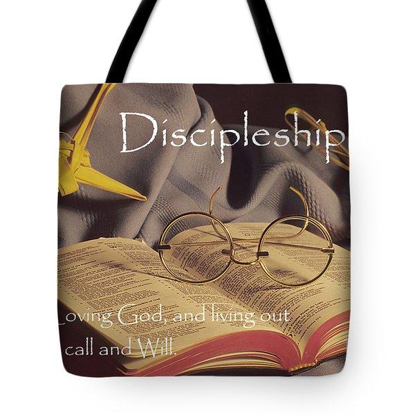 Discipleship Tote Bag