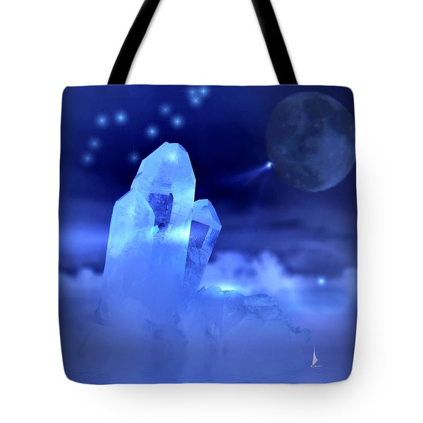 Tote Bag featuring the photograph Discoveries by Joyce Dickens