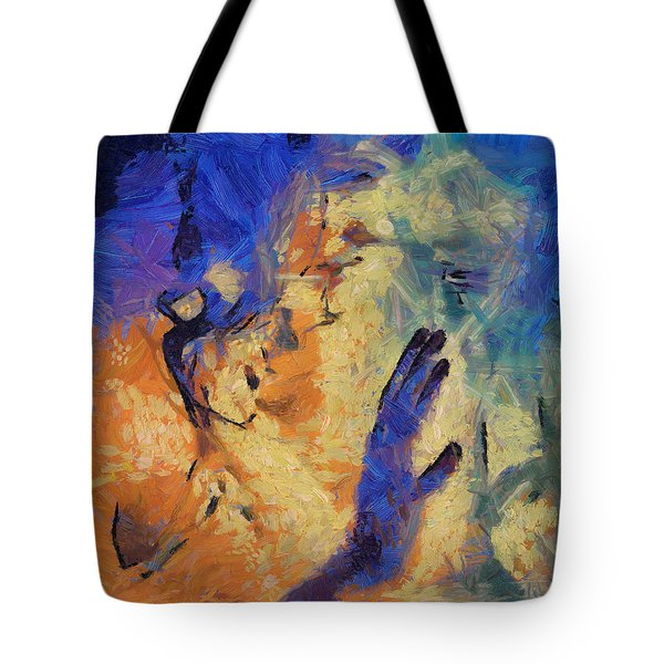 Discovering Yourself Tote Bag by Joe Misrasi