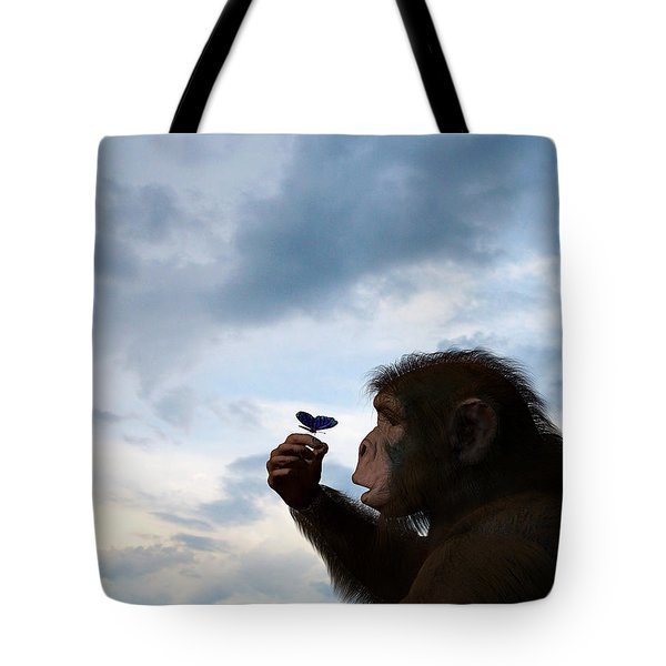 Discovery... Tote Bag by Tim Fillingim