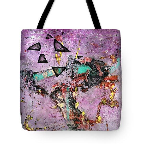 Disfunction Tote Bag by Antonio Ortiz