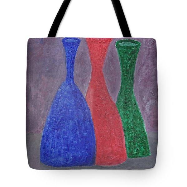 Disillusion Tote Bag by Carol  Eliassen