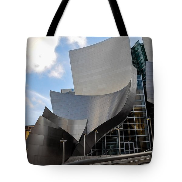 Disney Hall Tote Bag
