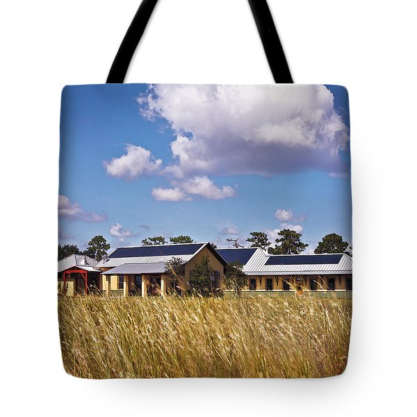 Disney Wilderness Preserve Tote Bag by Rich Franco