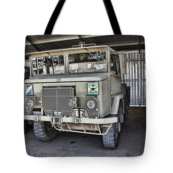 Disposal  Tote Bag by Douglas Barnard