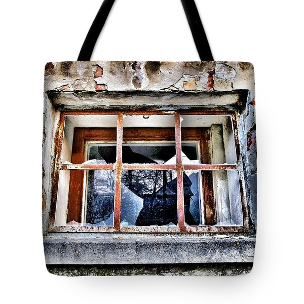 Disrespected Tote Bag by Marianna Mills