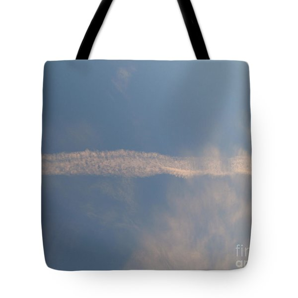 Dissipation  Tote Bag by Joseph Baril