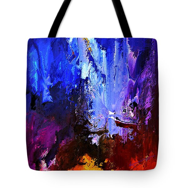 Distant Light Tote Bag