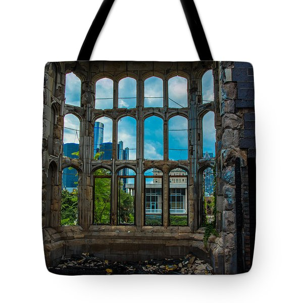 Distant Memory Tote Bag