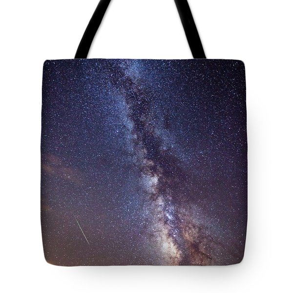 Distant Visitors Tote Bag