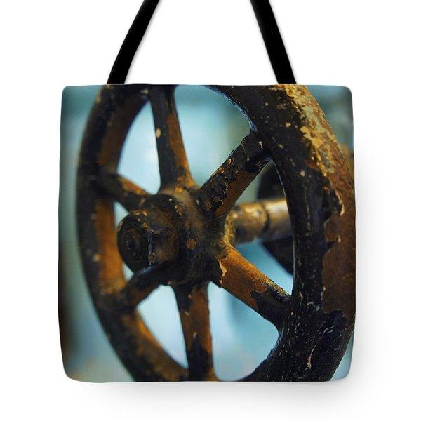Distillery Tools Tote Bag