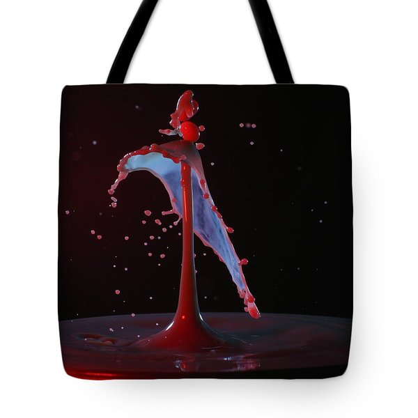 Tote Bag featuring the photograph Distressed by Kevin Desrosiers
