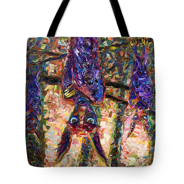 Disturbed Tote Bag