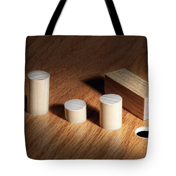 Diversity Concept Tote Bag by Tom Mc Nemar