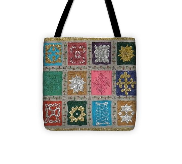 Diversity Tote Bag by M Ande