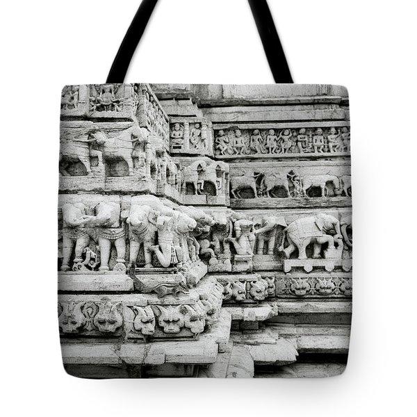 Divine Beauty Tote Bag