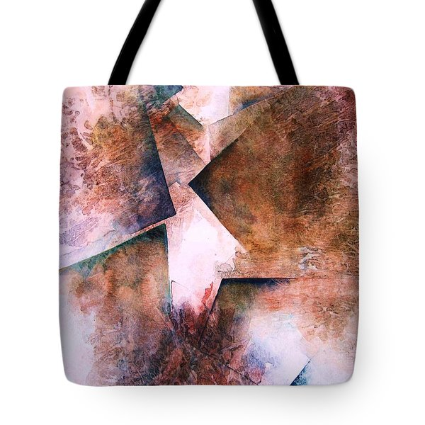 Divine Path Tote Bag