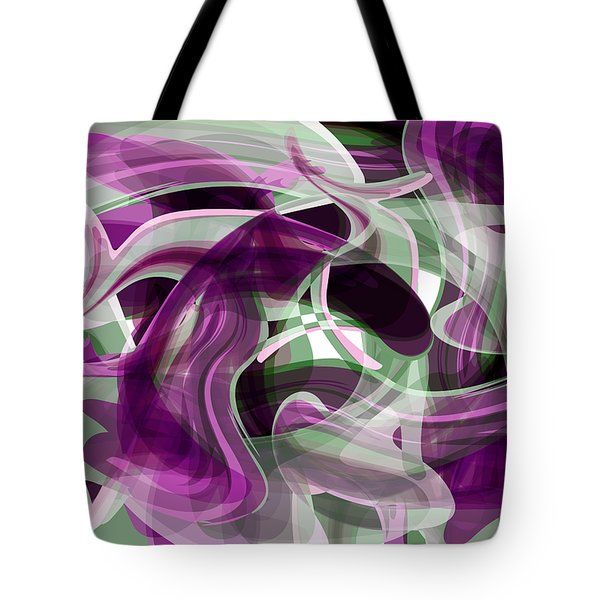 Diving Into Your Ocean 2 Tote Bag by Angelina Vick