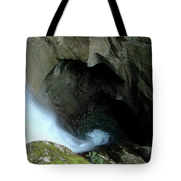 Diving Water Tote Bag