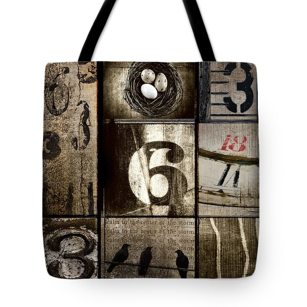 Divisible By Three Tote Bag