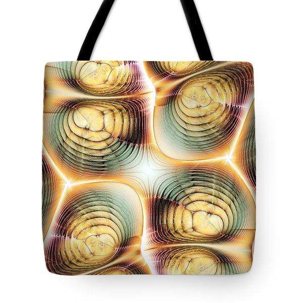 Division Tote Bag by Anastasiya Malakhova