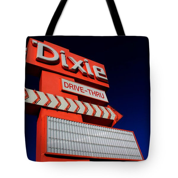 Dixie Drive Thru Tote Bag