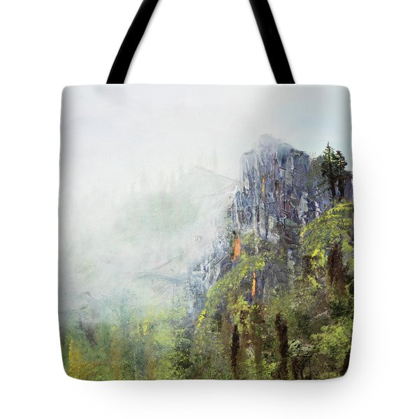 Dixville Notch Nh Tote Bag