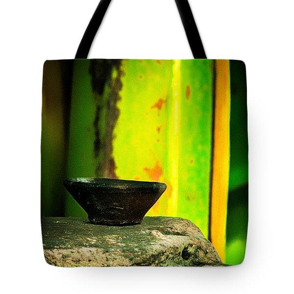 Diya Tote Bag by Prakash Ghai