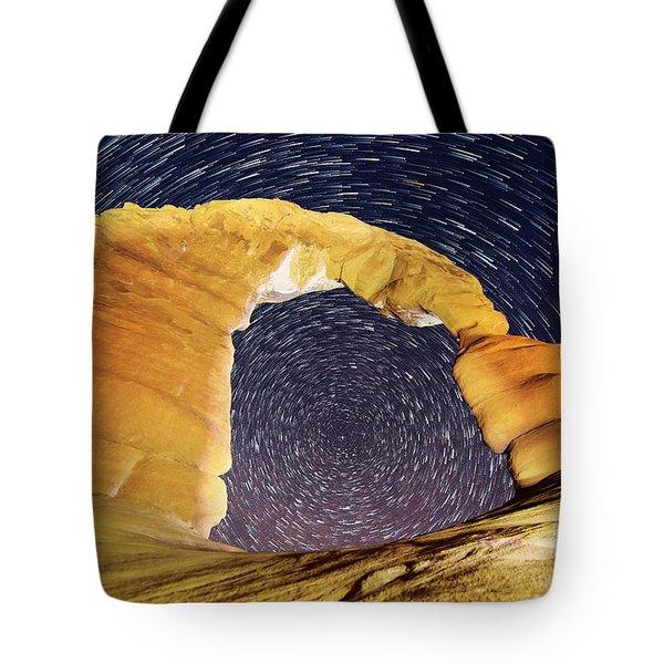 Dizzy Tote Bag