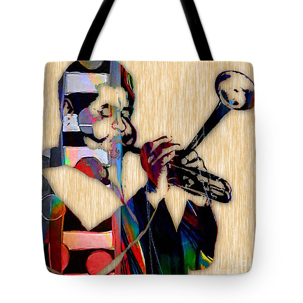 Dizzy Gillespie Collection Tote Bag