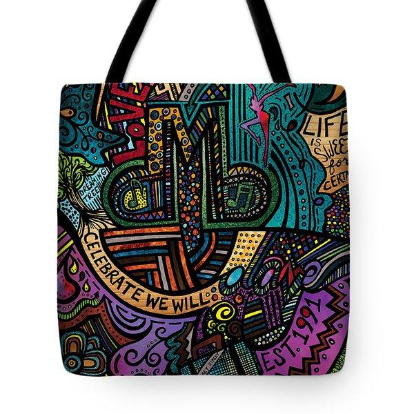 Dmb Love Tote Bag