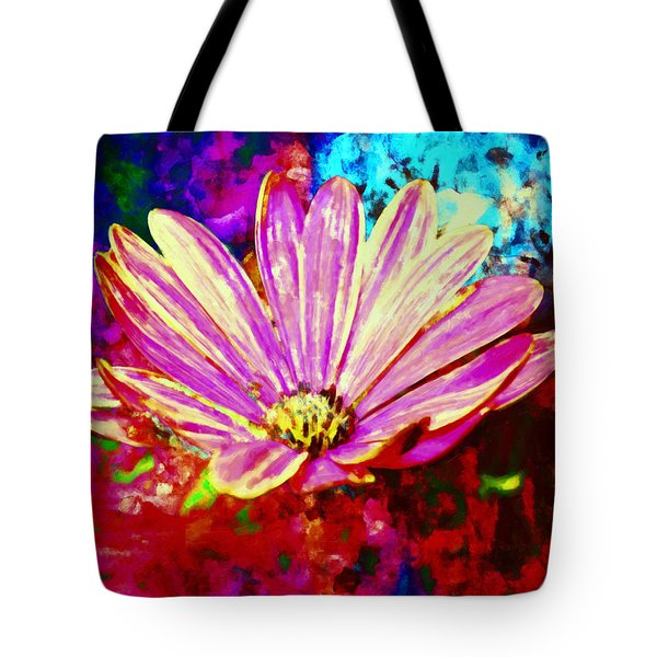 Tote Bag featuring the painting Do It All Over Again by Joe Misrasi