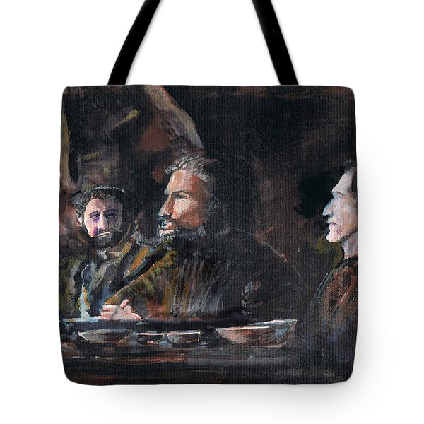 Do This In Remembrance Of Me Tote Bag