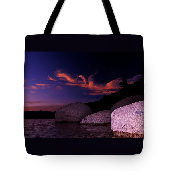 Tote Bag featuring the photograph Do You Believe In Dragons? by Sean Sarsfield