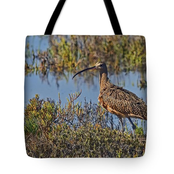 Tote Bag featuring the photograph Do You Like My Stylish Beak by Gary Holmes