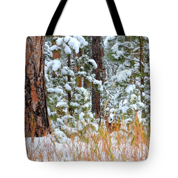 Do You See Me Tote Bag by Clarice  Lakota