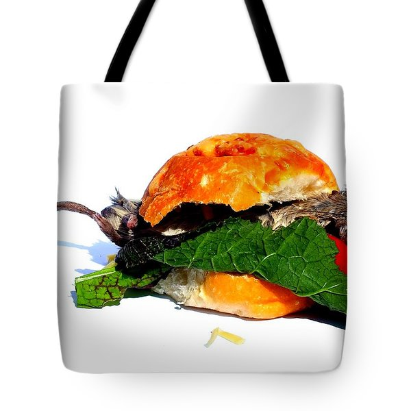 Do You Want Flies With That? Tote Bag
