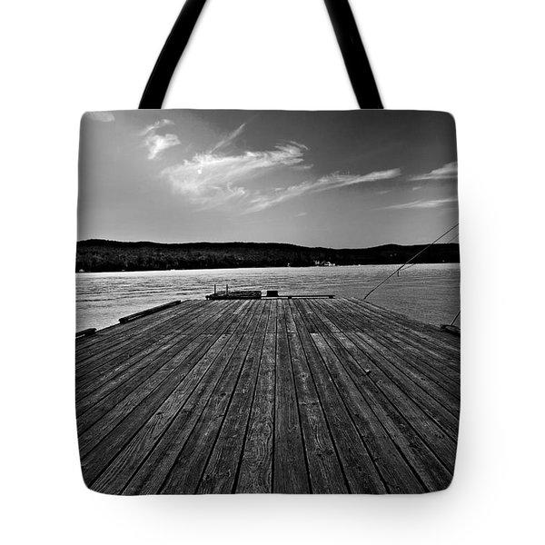 Dock Tote Bag