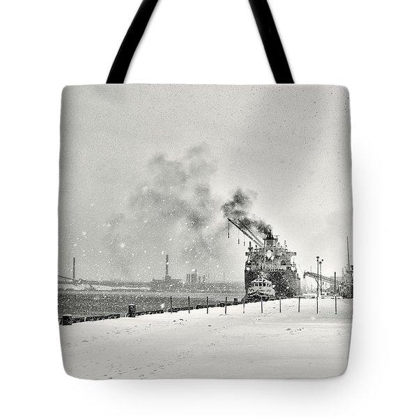 Dockyard Tote Bag