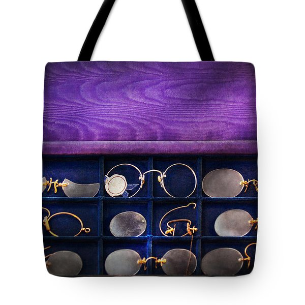 Doctor - Optometrist - Many Styles To Choose From  Tote Bag by Mike Savad
