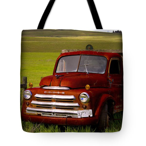 Dodge - Best Years Remembered Tote Bag
