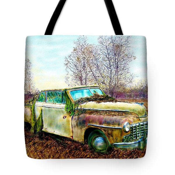 Dodge Coupe Convertible Tote Bag