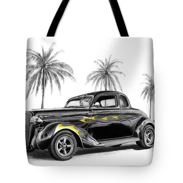 Dodge Coupe Tote Bag