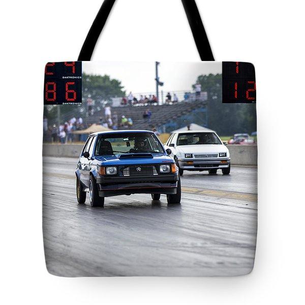 Dodge Omni Glh Vs Rwd Dodge Shadow Tote Bag