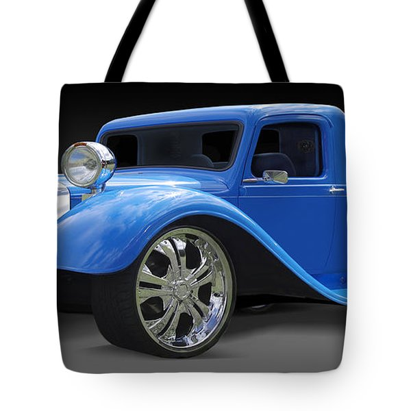 Dodge Pickup Tote Bag by Mike McGlothlen