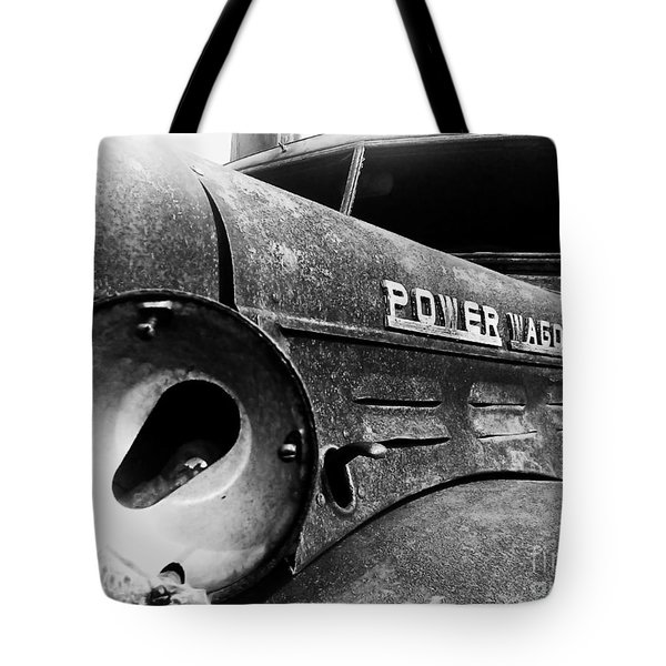 Dodge - Power Wagon 1 Tote Bag by James Aiken