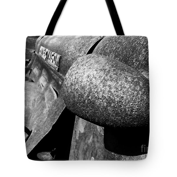Dodge - Power Wagon 3 Tote Bag by James Aiken