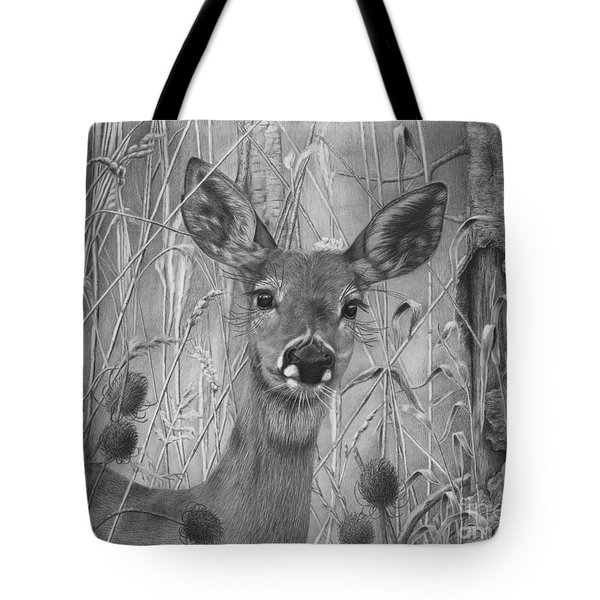 Doe Pretty Tote Bag