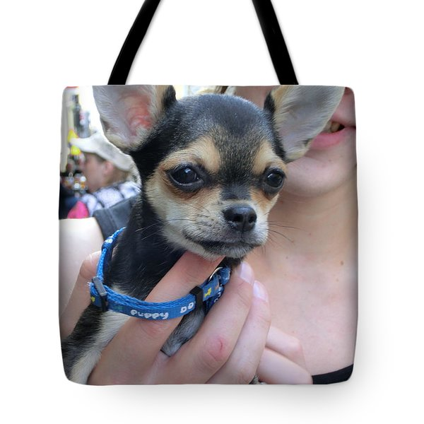 Dog And True Friendship 7 Tote Bag